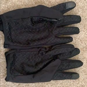 Gloves with grip